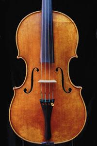 Viola by Antoine Cauche - Front