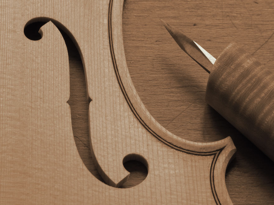 Atelier lutherie - Angers