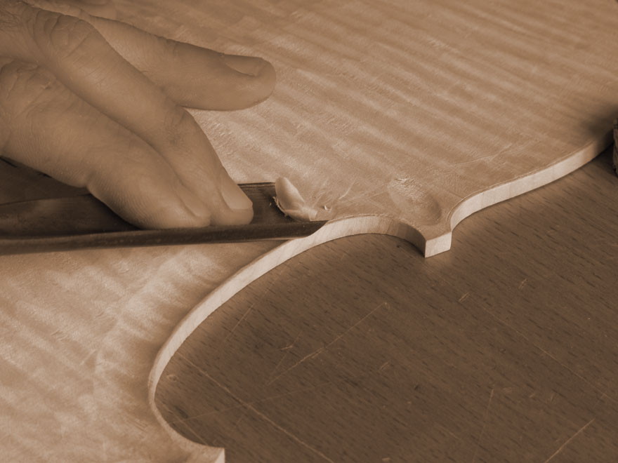 Atelier de lutherie -Angers