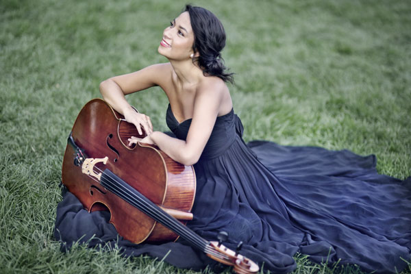 Melody Giron : violoncelle d'Antoine Cauche