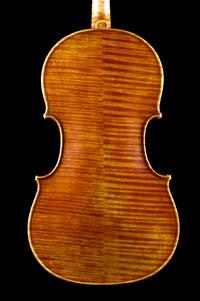 Viola by Antoine Cauche - Back