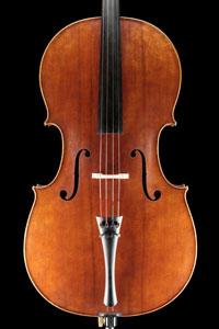 Cello by Antoine Cauche - Front