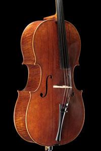 Cello by Antoine Cauche - Side vue