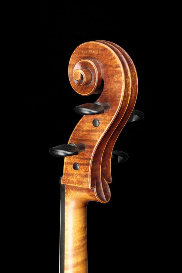 Cello - Antoine Cauche - ViolinMaker - France