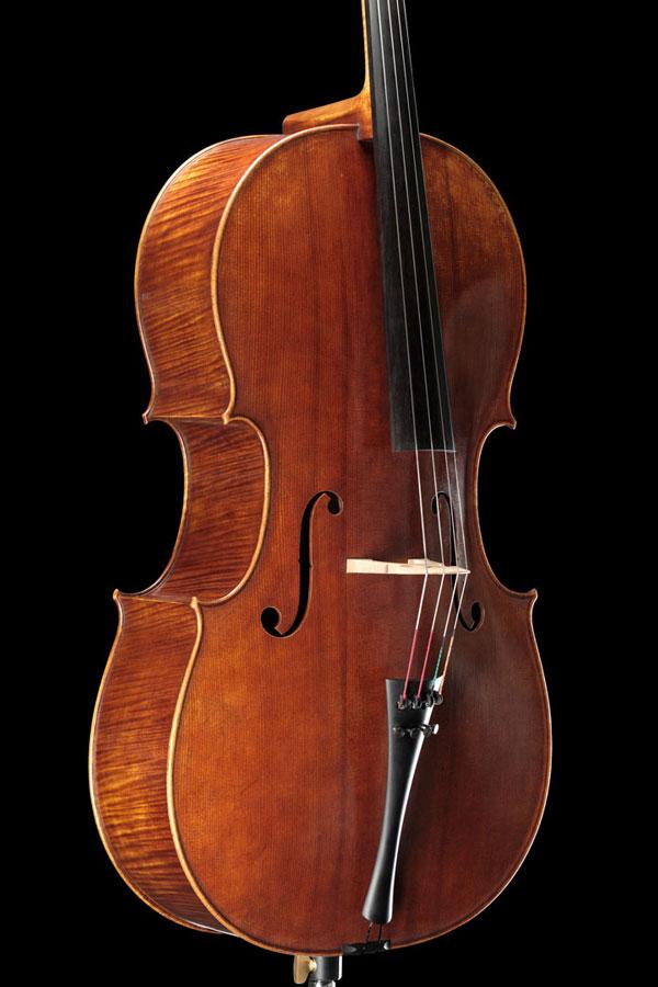 Violoncelle - Cauche - Luthier 49